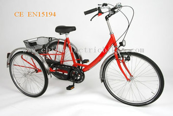 Flyhorse #cargo #trikes http://www.china-electricbikes.com/electric-tricycle/cargo-trikes.htm | 3 wheel tricycle | Scoop.it