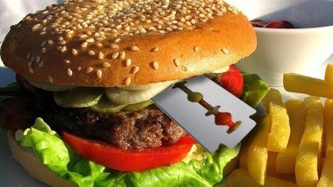 Sirven una hamburguesa con una hoja de afeitar en un local de Burger King en California | Curiosidades | Scoop.it