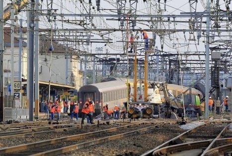 Yahoo Actualités - La SNCF n'exclut pas un problème de maintenance à Brétigny   Actu de la maintenance   Scoop.it