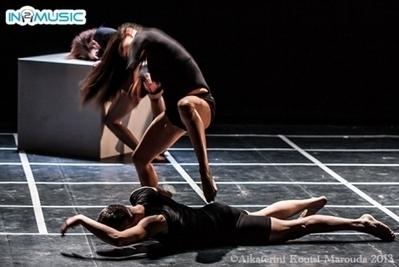 In2music - Theater report: Παράσταση σύγχρονου χορού «ΝΗΜΑ»(Πάτρα) | Χορός & διασκέδαση | Scoop.it