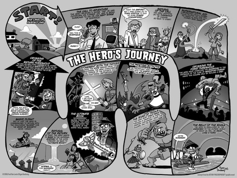 Beyond the Hero's Journey: Four innovative models for digital story design | steveseager | digital marketing strategy | Scoop.it
