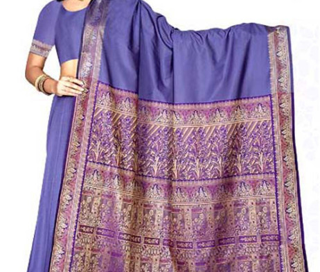 Silk Saree from India for her | Exotica Shoppe-Online Gift Recommendation | Scoop.it