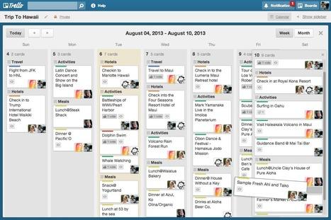 6 manières d'organiser ses tâches sur Trello - Blog du Modérateur | Tout pour le WEB2.0 | Scoop.it