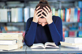 Follow a healthy study routine to combat stress - Hindustan Times   Leisure   Scoop.it