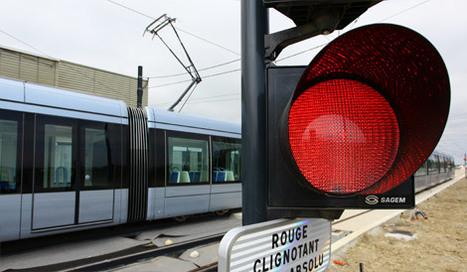 Ligne de tramway Garonne le rouge est mis ! | Toulouse La Ville Rose | Scoop.it