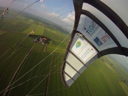 Kite Power, l'aile gonflable productrice d'électricité - Futura-Sciences   Green ride   Scoop.it