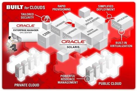 Oracle rachète Netsuite pour s'ancrer dans le Cloud - cloud-guru | SaaS Guru Live | Scoop.it