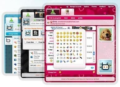 chat sur le web : des webmessenger multicomptes ! | Souris verte | Scoop.it