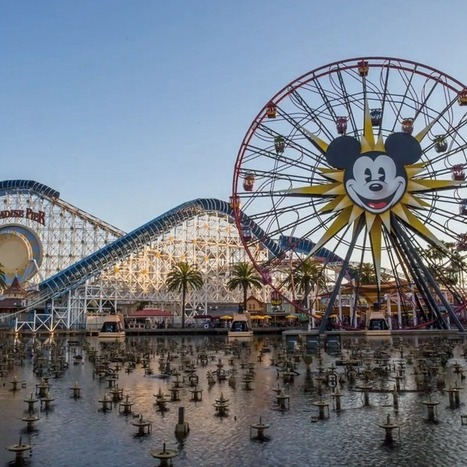 The Happiest Place on Earth in 20,000 Images of Disney [VIDEO] | Pop Culture | Scoop.it