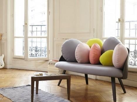 TLD Toute La Decoration   Nubilo, sweet cloudy sofa   Mobilier d'exception   Scoop.it