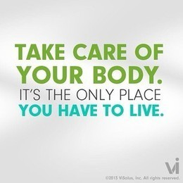Face Obesity: How ViSalus is Taking Weight Off the World | ViSalus Blog | Fitness and Health | Scoop.it
