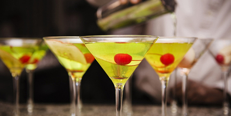 Travelling improve the way you learn in a Professional bartender school | Business Services | Scoop.it