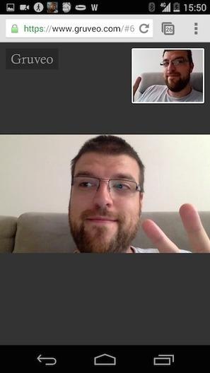 Gruveo - L'outil parfait pour vos appels vidéo | Entrepreneurs du Web | Scoop.it