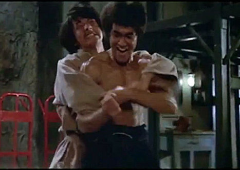 Jackie Chan Reminisces About Being Enveloped in Bruce Lee's Warm Embrace | Martial Arts Tribute | Scoop.it