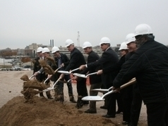 Ground Breaking Day in the Park East - urbanmilwaukee | World News | Scoop.it