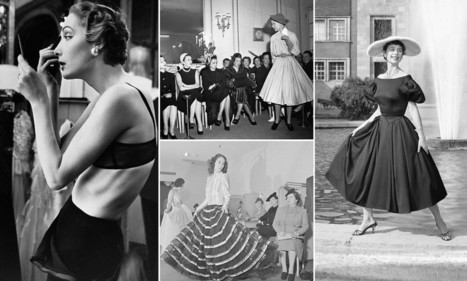 The evolution of the fashion show from 1950s to today | Retro Life | Scoop.it
