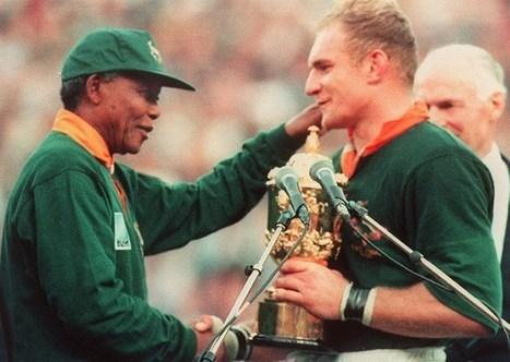 Especial: Nelson Mandela y el deporte   Cuando el cine nos alcance   Scoop.it
