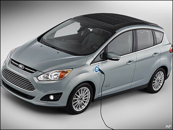 Ford to unveil solar hybrid concept car at gadget show | News we like | Scoop.it