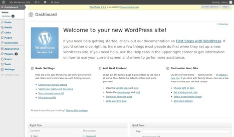 WordPress through the ages | InMotion Hosting | Wordpress-Core-Capability | Scoop.it