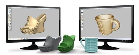 3ders.org - 3D Systems launches Cubify Sculpt for 3D creation | 3D Printer News & 3D Printing News | UVB-76 | Scoop.it