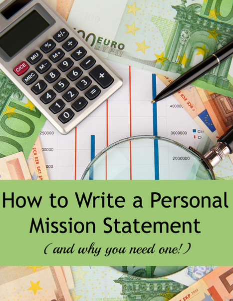 Why You Need a Mission Statement | All About Coaching | Scoop.it