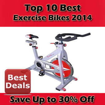 Top 10 Best Exercise Bikes 2014 | R10reviews.com | gadget | Scoop.it