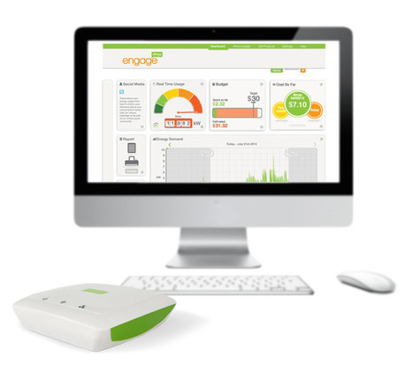 Efergy Electric Energy Meter Is The Way Way To Control The Electricity Consumption | Energy Monitors | Scoop.it