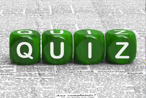 6 Great Examples Of Facebook Quiz Marketing | Business - To Market, Build & Enhance | Scoop.it