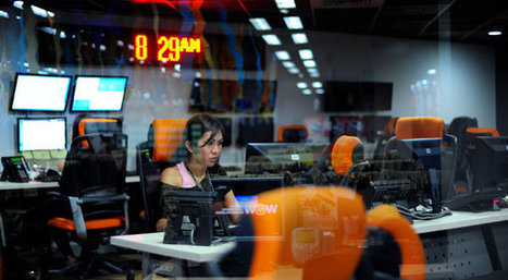 Philippines Overtakes India as Hub of Call Centers | Geographyclass | Scoop.it