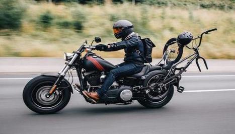 Voyage en BMX et Harley-Davidson   InfoTravel.fr   INFOTRAVEL.FR   Scoop.it