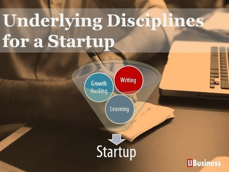 Underlying Disciplines for a Startup - Leadership Initiative @Business | Takis Athanassiou | Leadership Initiative | Scoop.it