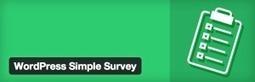 WordPress Simple Survey - Create Surveys and Graded Quizzes Free Download | Wordpress | Scoop.it
