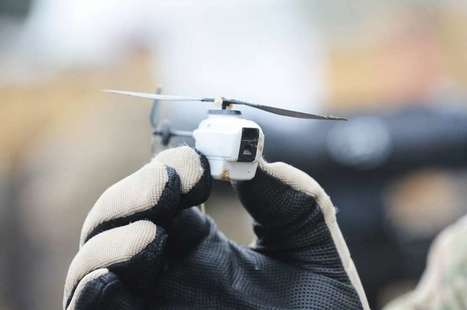 Special Forces Test Hummingbird-Size Drone | Drones | 21st Century Innovative Technologies and Developments as also discoveries, curiosity ( insolite)... | Scoop.it