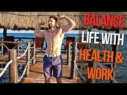 How To Balance Your Life (Sweet Spot Between Gym, Nutrition, Work and Happiness) | Health And Fitness | Scoop.it
