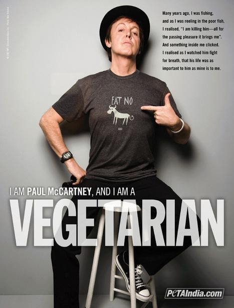 Dix idées reçues sur le végétarisme et les végétariens. — Eleusis ... | Végétarisme, alternative alimentaire | Scoop.it