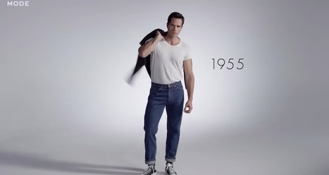 100 anni di moda maschile in 3 minuti - Il Post   Il tatuaggio di stoffa   Scoop.it