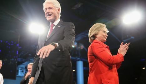 Don't Blame Hillary Clinton for Bill's Sexual Past, Say Millennial Women | Gender and Crime | Scoop.it