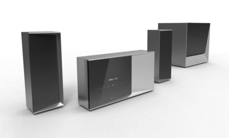 home theater system concept | Art, Design & Technology | Scoop.it