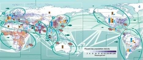 Los efectos del cambio climático en la economía sobre un mapa | Agrobrokercommunitymanager | Scoop.it