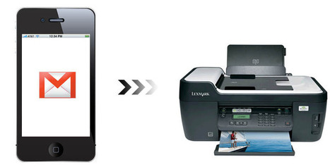 How to Print from Gmail on Your Smartphone | Home and Office Tips | Scoop.it