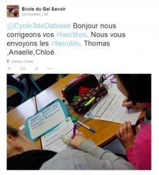 Twictée : la dictée collaborative et active en 140 caractères | Numérique-éducation-Geek | Scoop.it