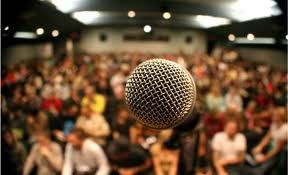 Figuring out your audience while on stage: ways to get clued in for success | Pitch it! | Scoop.it