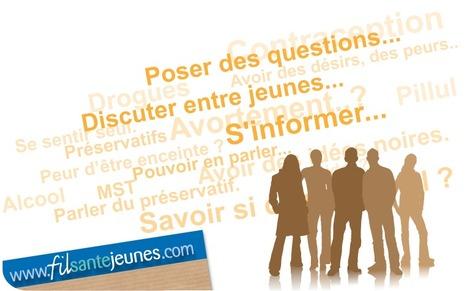 Fil santé jeunes - ACCUEIL | Adolescent | Scoop.it