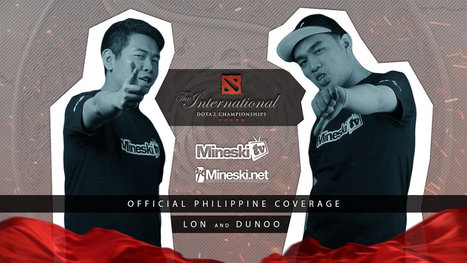 MineskiTV is going to The International 6 for the official Filipino coverage | NoypiGeeks | Philippines' Technology News, Reviews, and How to's | Gadget Reviews | Scoop.it