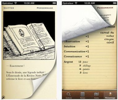 11 nouveaux jeux iPhone/iPad dont Le Petit Nicolas, Fighting Fantasy, The Sorcerer's Stone, etc. | Maxime R. | Scoop.it