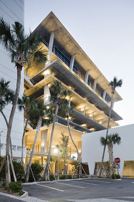 Providence Journal: Must Parking Garages Be So UGLY? | The Architecture of the City | Scoop.it