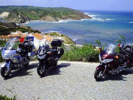Goldwing - notre voyage au Portugal en 15 jours-7 - Le blog de UNSER'S BANDE DE BIKERS du 67 | Les sites favoris de balade à moto | Scoop.it