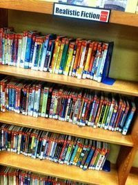Library Love: Genre Shelving | Making Library the Best! | Scoop.it