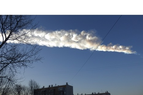 Asteroid crash 290 million years ago may have set Russian meteor on collision course with Earth | Epic pics | Scoop.it