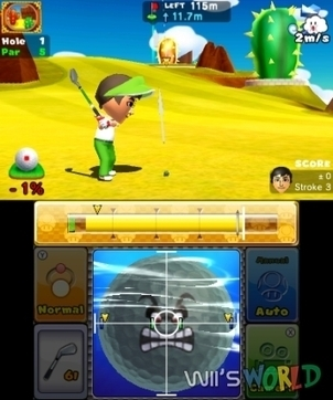 Mario Golf World Tour 3DS review | Ryan's Game Ryviews | Scoop.it